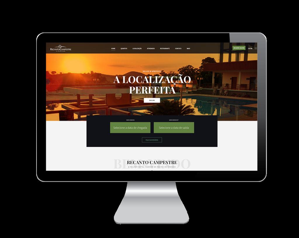 Novo Site Recanto Campestre